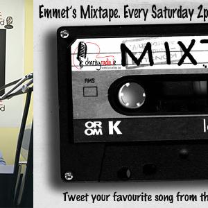 Emmet Baldwin's Mixtape radio show on CharityRadio #10