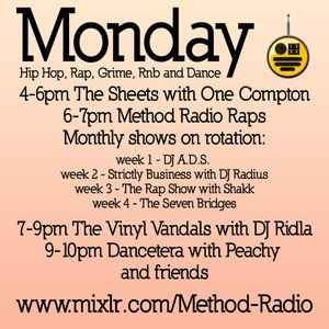 Strictly Business with Radius on Method Radio 12/07/21