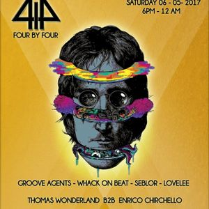 Enrico Chirchello  promo set for 4by4 at Cafe 1001 party (recorded live at La Divina Afterhours)