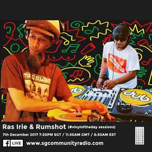 SGCR Radio Show #23 - 07.12.2017 Episode Part 1 ft. Ras Irie & Rumshot
