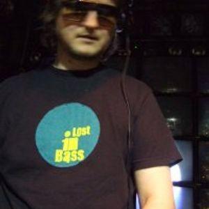 """Okim - Vinyl DJ Mix vom 3.2.2012 bei """"Lost in Bass"""" im Elektro Gönner"""