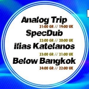 Analog Trip @ Westradio @ EDM Underground Showcase Session 30.04.2015 Westradio.gr