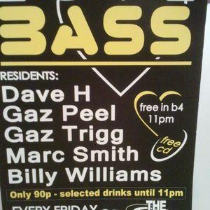 LOVE BASS - LIVE @ The Tube (bar) Katie May night - DjBillyWilliams - Bassline Orgy MixSet