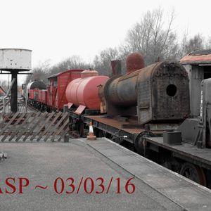 GASP 03.03.2016 Hour 2/3 The Gothic Alternative, Steampunk and Progressive radio show on Blast 1386