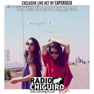 Chiguiro Mix #064 - Caperooza (live)