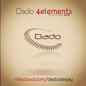 Dado - live@4elements show, Radio_FM, Bratislava, Slovakia, 2011