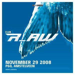 Hilarious @ Club r_AW (29-11-2008)