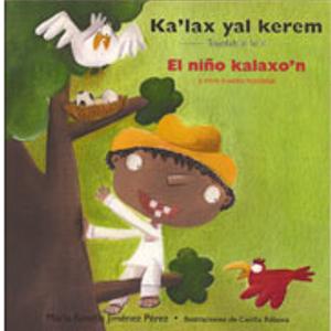 Cuento: el niño Kalaxón