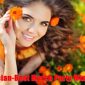 Dj Lucian-Best March Party Mix 2016