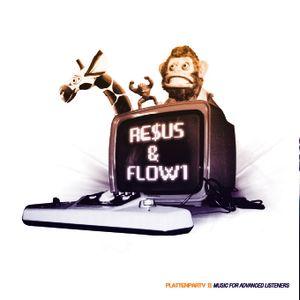 Re$uS & flowOne - Plattenparty 2