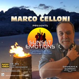SUNSET EMOTIONS Radio Show 001 (13/01/2019)