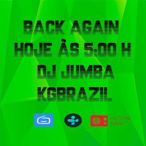 KGBRAZIL DJ JUMBA FLASH BACK 090219