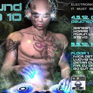Future Sound Of Zagreb DJ Competition Winner Mix 2012