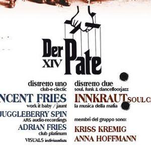 Vincent Fries - Live @ Der Pate XIV