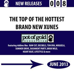 "Pot Of Gold Soundsystem ""New Releases#008"" (June 2013)"