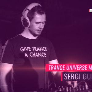 Sergi Guliov - Trance Universe Marathon (07-08.01.2017)