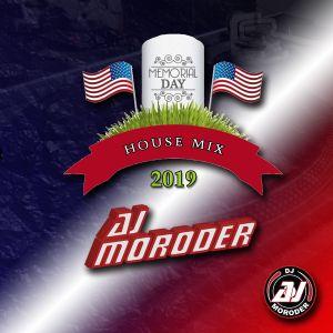 DJ AJ Moroder Memorial Day House Mix 2019