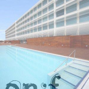 Enif dj set @ Hiberus hotel pool party 3-8-2012