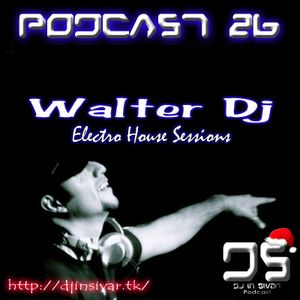 DS (DJ IN SIVAR) PODCAST 26 - Walter Dj