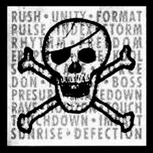 "Illegal Pirate Radio De-train Wrecked Part 1 Darkcore ""93 - 94 D&B"