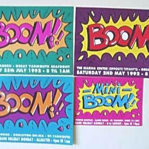 Dj Phantasy @ Boom 1992 Gt Yarmouth