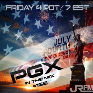PGX LIVE Los Angeles ITM163 #livedj #festivalseason #radio (JRFM,GENZEL,MAXDANCE.FM)