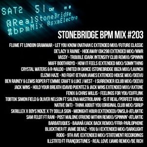#203 StoneBridge BPM Mix