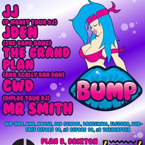 BUMP every Friday @PlanB, Brixton Girl On Girl by DJ AfroPunk
