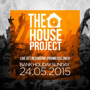 TWISTA DJ Live @ TheHouseProject May 2015