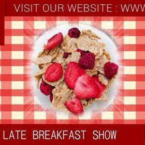 i96 Radio -  The Late Breakfast with Dave, Rob, Damian & Klara - 23/05/16