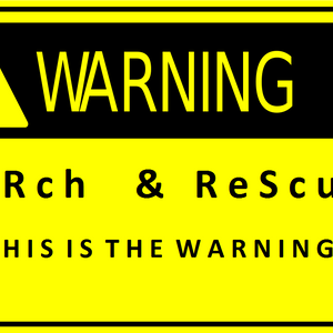 S3Rch & ReScu3 - The Warning