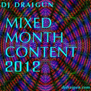 February 2012 Drum & Bass Mix