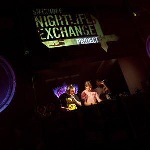Rob da Bank & DJ Shepdog Soundclash @ Smirnoff Nightlife Exchange Project