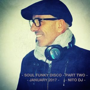 Soul Funky Disco - Part Two - January 2017 @ Tom Tom Studio