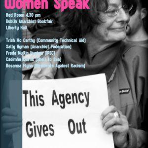 My Life in Politics: Women Speak :  DABF2012 Audio