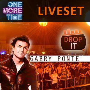 Gabry Ponte Live at One More Time (DropIT.FM)