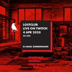 LOSTCLUB - 4. April 2020 | Live on Twitch