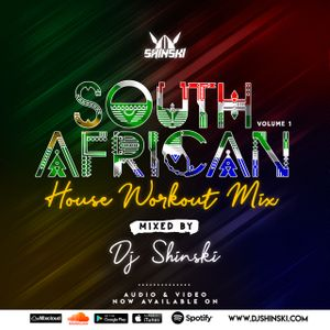 South African House Workout Mix (GQOM)
