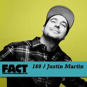 FACT Mix 160: Justin Martin