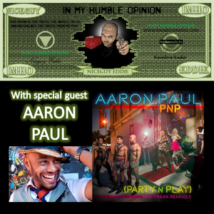 IMHO-2015-08-09, with Aaron Paul