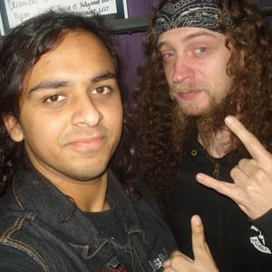 Interview with Ol Drake from Evile