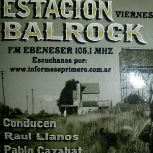 Estacion BalRock (Balcarce) 22-05-15 (Entrevista)