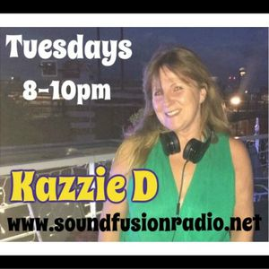 Sound Fusion Radio - Kazzie D - 17th January 2017