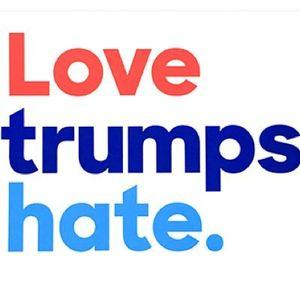 Oblivion Express Love Trumps Hate edition