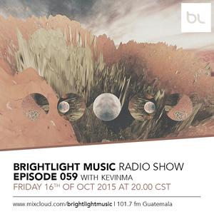 #059 BrightLight Music Radio Show with KevinMa