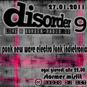 9. disorder 27.01.2011