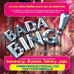 Bada Bing Mixtape Vol 1 - Lil Petes RnB Mix