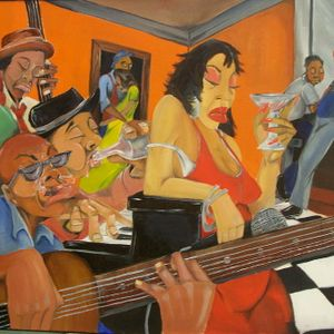 Mr Harvey's Blues Hall and Juke Joint Vol 3