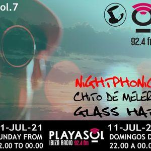 11.07.21 NIGHTPHONIC - GLASS HAT