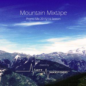 Mountain Mixtape - Promo mix 2015/16 Season
